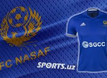 Футбольная школа «Насафа» также удостоена статуса «двух звёзд»