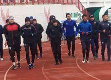 Футболисты «Навбахора» сдали нормативы по физической подготовке