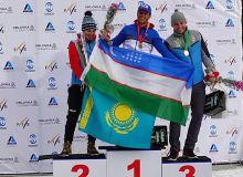 Наш горнолыжник завоевал две медали в международном соревновании в Кыргызстане