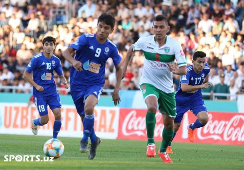 Match Highlights. FC Lokomotiv 1-0 FC Nasaf
