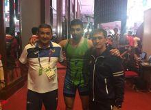 Вольная борьба: Бекзод Абдурахманов двукратный чемпион Азиатских игр