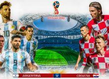 Аргентина - Хорватия. Превью