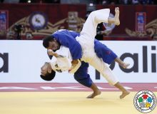 Uzbekistan Judo Federation announces a squad for Hohhot Grand Prix 2018