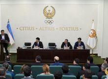 Президент НОК обратил внимание на вопросы допинга