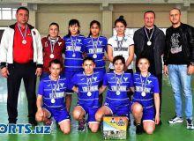 Metallurg-W finish Uzbekistan Women's Futsal Championship as runners-up