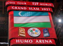 """""""Grand Slam Tashkent - 2021"""". Бугунги кун дастурида жами 17 та дзюдочимиз ғолиблик учун курашга киради (вакилларимиз рўйхати)"""