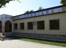 Состоялась церемония открытия новой базы футбольного клуба «Согдиана»