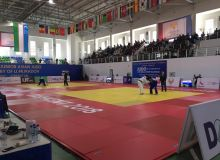 В Ташкенте начались соревнования открытого кубка Азии по дзюдо