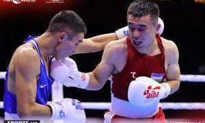 SPORTS.uz Belgrade-2021: Photo gallery from Hasanboy Dusmatov's fight