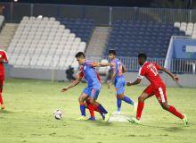 Наш соперник по Кубку Азии-2019 сборная Омана сыграла вничью с Индией