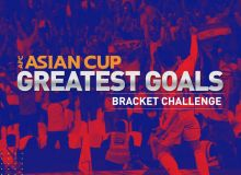 AFC Asian Cup Greatest Goals Bracket Challenge: Quarter-final cast decided