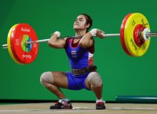 Таиланд терма жамоаси иккинчи олтин медалини олди