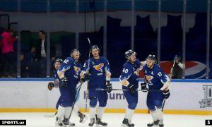ВХЛ: «Хумо» одолел соперника в овертайм
