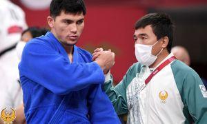 Хуррамов поборолся с чемпионом мира из Японии