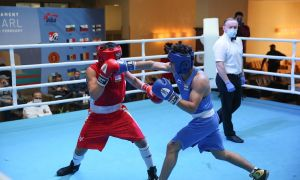 Uzbekistan's six boxers win their preliminary contests at the Adriatic Pearl Youth Tournament