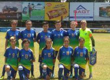 Женская сборная Узбекистана U-16 начала квалификацию неудачно.