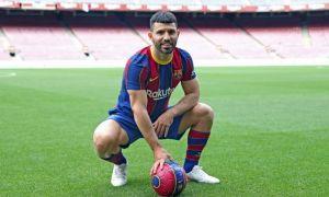 """Агуэро """"Барселона""""да асосий таркиб футболчиси бўлмайди!"""