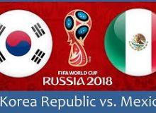 Жанубий Корея - Мексика. Матнли онлайн трансляция