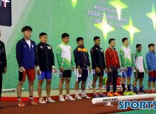 Asian Youth and Junior Weightlifting Championships get underway in Urgench