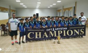 Uzbek clubs gain silver medals at the Big Cup Issyk-Kul 2019