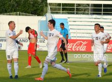 Кубок Лиги: «Коканд-1912» одержал сокрушительную победу над «Локомотивом»
