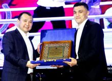 Бобоусмон Батуров был признан лучшим боксером ЧА