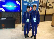 Эдита Мирабидова и Зилола Рахматова сегодня будут работать на матче Вьетнам – Северная Корея