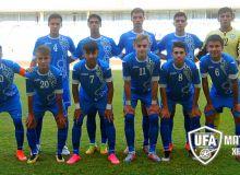 «CAFA U-16 Championship»: Юношеская сборная Узбекистана одержала сокрушительную победу над Кыргызстаном