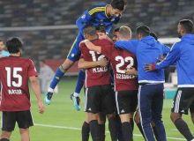 «Аль-Вахда» перед матчем в Ташкенте одержала победу