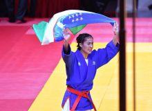 Дилдор Шерметова – победительница Азиатских игр