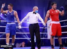 Madiyar Saidrakhimov wins tough final contest against AIBA World Boxing Championships medallist Sanjar Tursunov