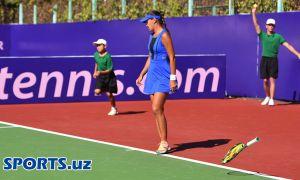 Сабина хитойлик теннисчи олдида ожиз қолди