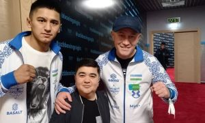 Abduvokhid Jalolov: Ikboljon Kholdarov should make a step in American rings
