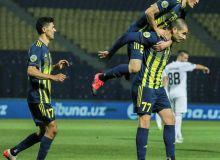 Эрен Дердийок стал 23-м зарубежным футболистом, забившим гол за «Пахтакор»