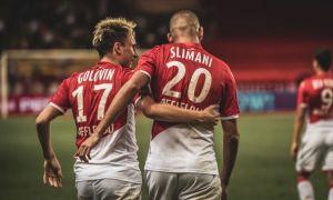 "Лига 1. ""Монако"" 7-турга келиб мавсумдаги илк ғалабасини қўлга киритди"