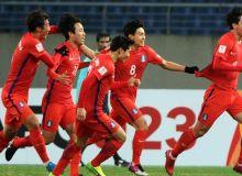 Азиатские игры: Молодёжная сборная Узбекистана в четвертьфинале сыграет против Южной Кореи