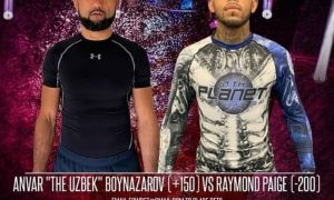 Anvar Boynazarov is set to return for second fight in MMA