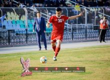 """""""Navbahor """"player: After the quarantine, football can be interesting"""