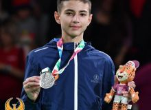 Аргентинадан эксклюзив. Тарихий медаль сари йўл
