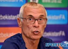 Hector Cuper votes for his compatriot Lionel Messi in the FIFA The Best Awards 2018