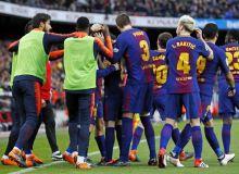 "Ла Лига. Мессининг суперголи ""Барселона""га ""Атлетико"" устидан ғалаба келтирди"