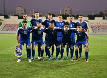 Национальная сборная Узбекистана сыграла вничью с Ираком