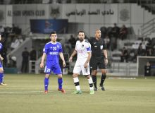 Al Sadd SC shock FC Nasaf at the Jassim bin Hamad Stadium