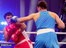 Photo Gallery. Uzbekistan Elite National Championships semi-finals in photos (Section VI)
