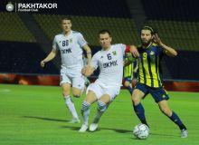 Match Highlights. FC Pakhtakor 2-2 FC AGMK