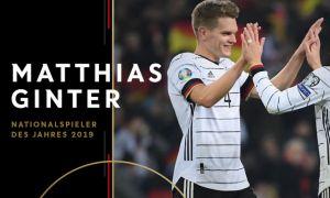 Германия терма жамоасининг 2019 йилдаги энг яхши футболчиси эълон қилинди