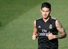 "AS: Хамес Мадридда қолади, бироқ ""Реал""да эмас"