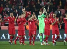 Евро-2020 саралаши. Туркия амалдаги жаҳон чемпионлари дарвозасига жавобсиз 2 та гол урди