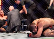 """""""UFC 254"""". Ҳабиб ва Анкалаевга бонус пуллари тақдим этилди"""