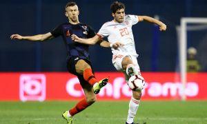 Хорватия - Испания 3:2 (видео)